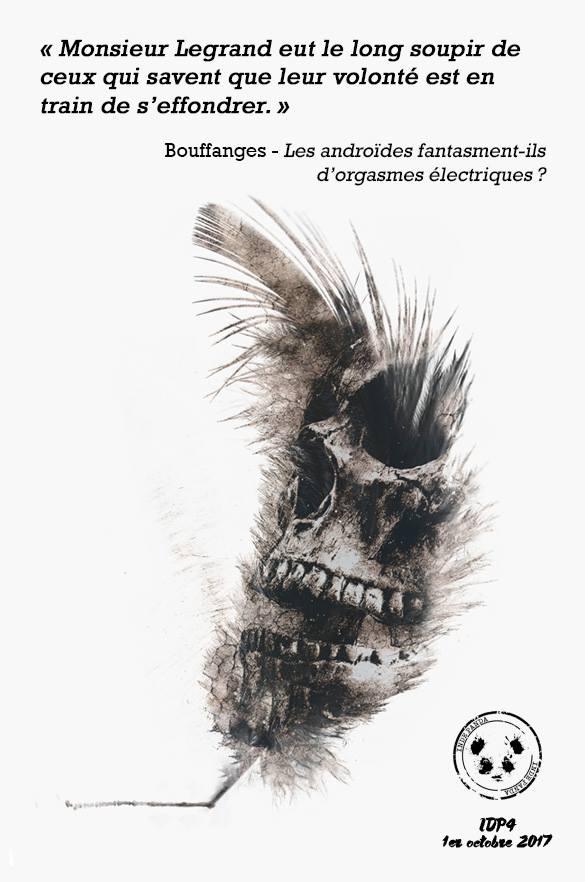 Bouffanges - Les androïdes fantasment-ils d'orgasmes électriques
